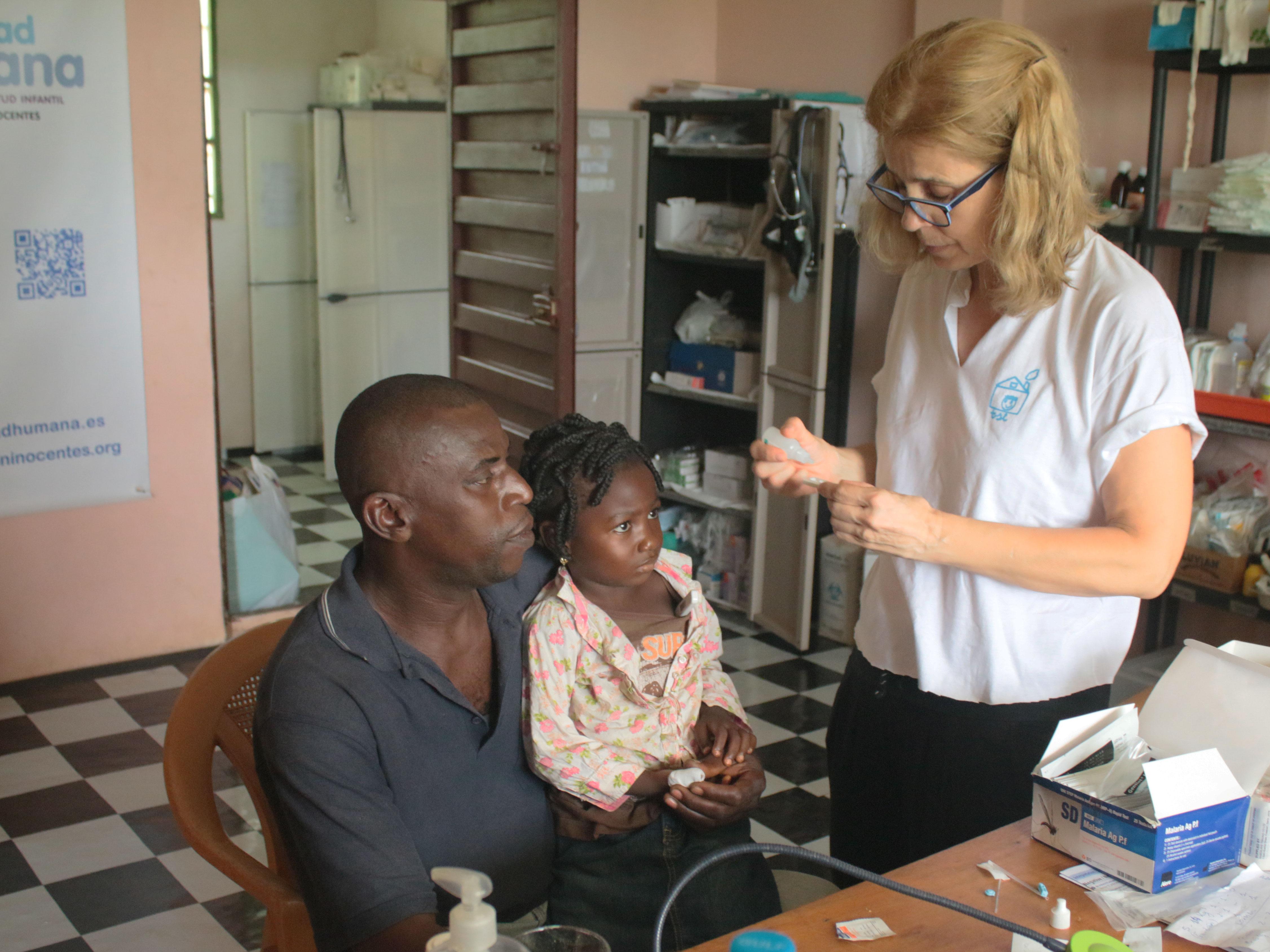 atencion medico-sanitaria Sierra Leona
